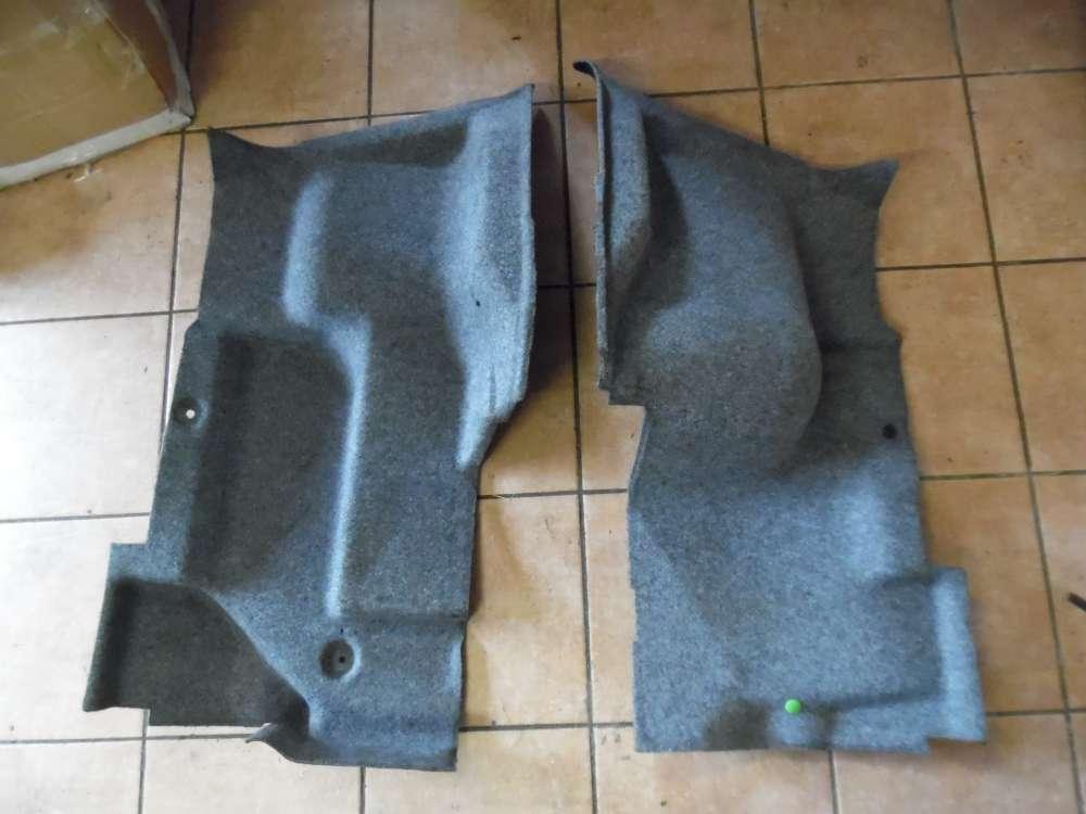 BMW 3-er E46 Kofferraum Seiten Verkleidung Hinten Re / Li 8204058 8266563