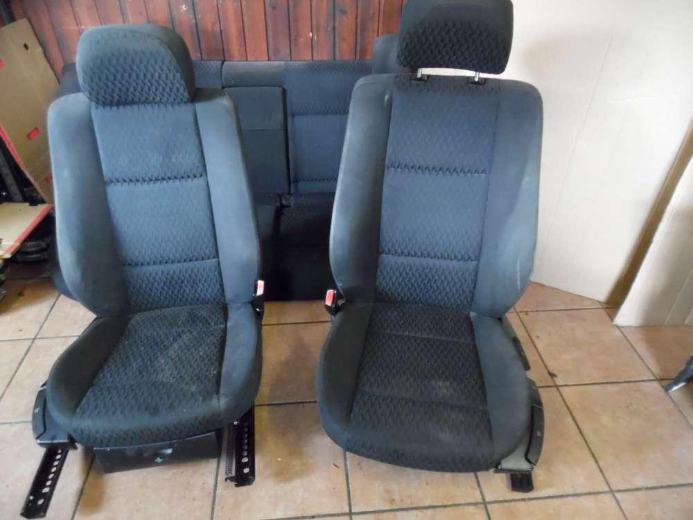 BMW 3-er E46 Innenausstattung Sitze Stoff