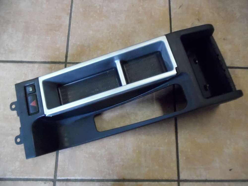 BMW 3-er E46 Mittelkonsole Ablagefach mit Warnblinkerschalter 8230955