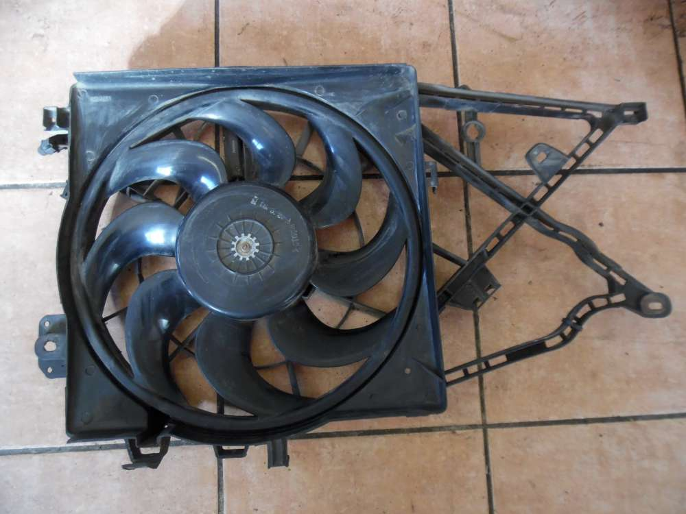 Opel Vectra B Kühlerlüfter Lüftermotor