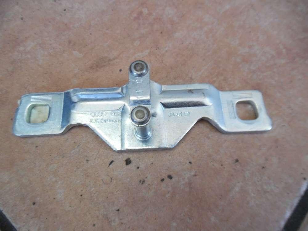 Skoda Fabia II Schließplatte Schließbügel für Heckklappe 8P4827507
