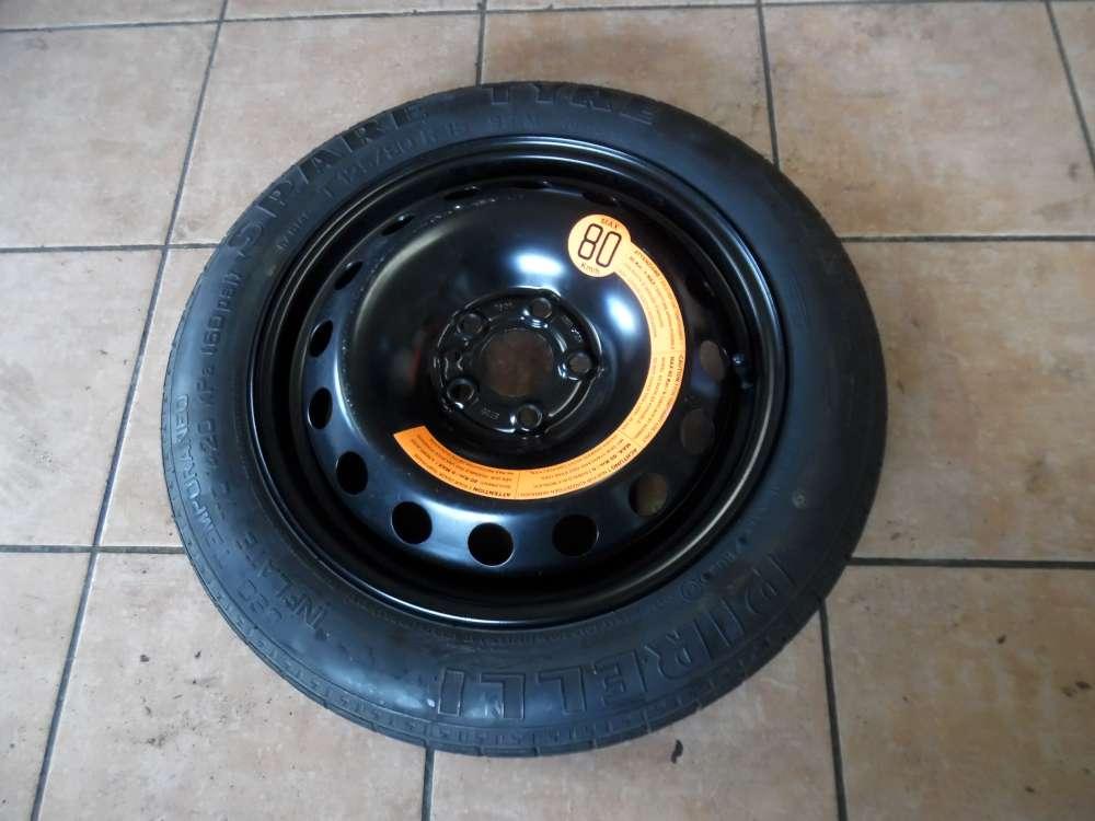 Ersatzrad Reserverad Alfa Romeo 125 / 80 R15 95 M 4.00Jx15H2 ET 35