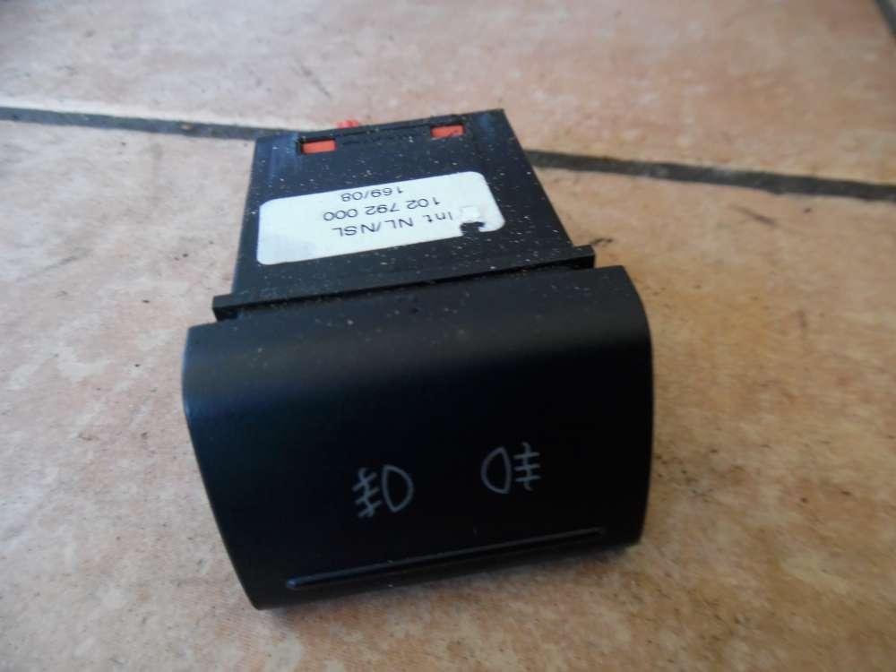 VW Fox 5Z Schalter Nebelschlussleuchte 5Z0941535A