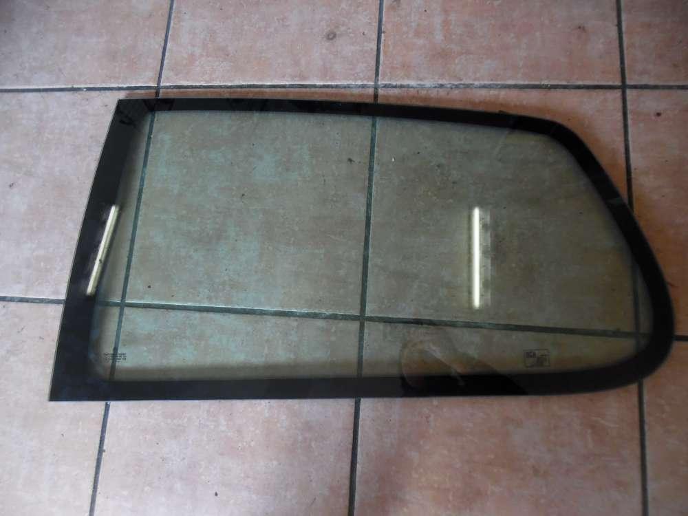 VW Fox 5Z 3-Türer Seitenscheibe Fenster Hinten Links