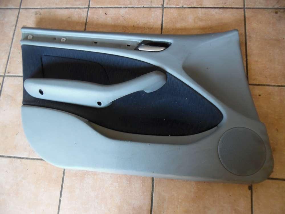 BMW 3er E46 Türverkleidung Türpappe Vorne Links