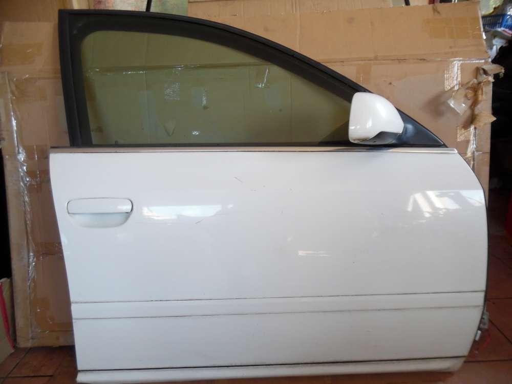 Audi A6 4B Kombi Tür Vorne Rechts weiß Farbcod : LY9D