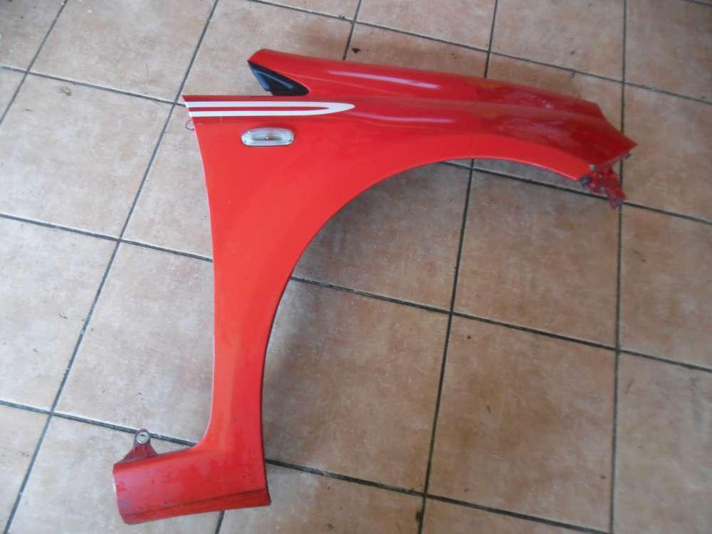 Fiat Punto 199 3-Türer Kotflügel Rechts Rot Farbcod : 176/A