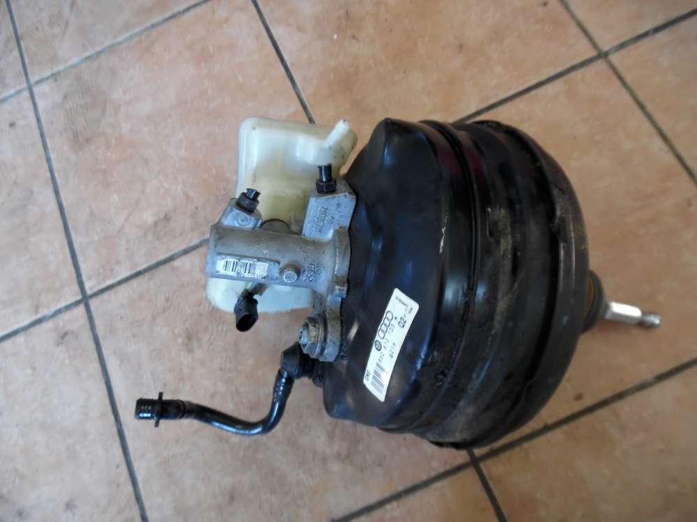 Audi A6 4B Bremskraftverstärker Hauptbremszylinder 8E0612105M