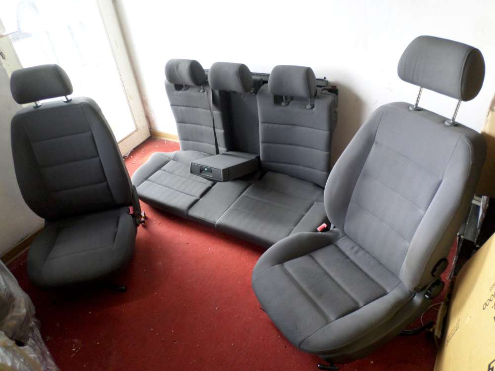 Audi A4  BJ2000 Orginal Sitze Komplett
