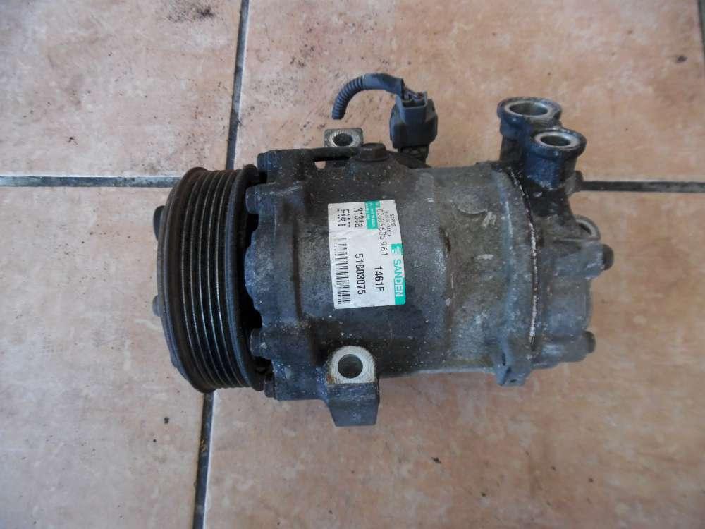 Fiat Punto 199 Kompressor Klimaanlage 51803075