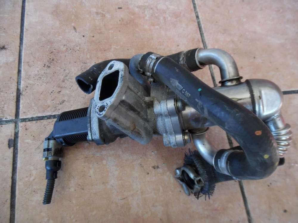 Fiat Punto 199 AGR Ventil Abgasrückführungsventil mit schlauch