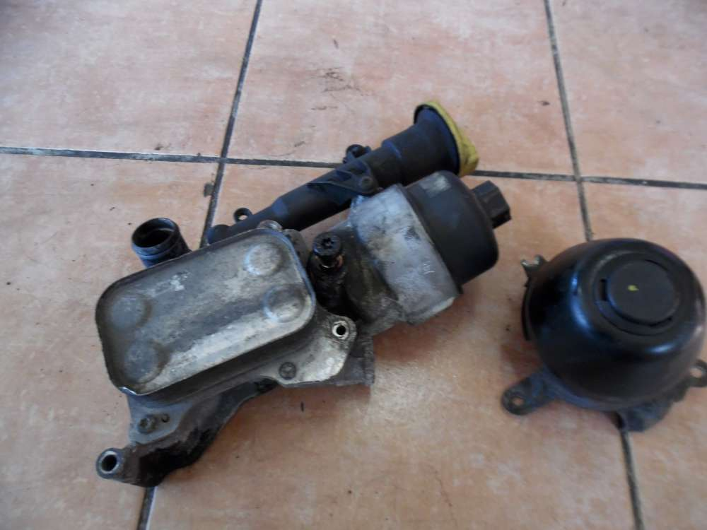 Fiat Punto 199 Ölfiltergehäuse 5650358