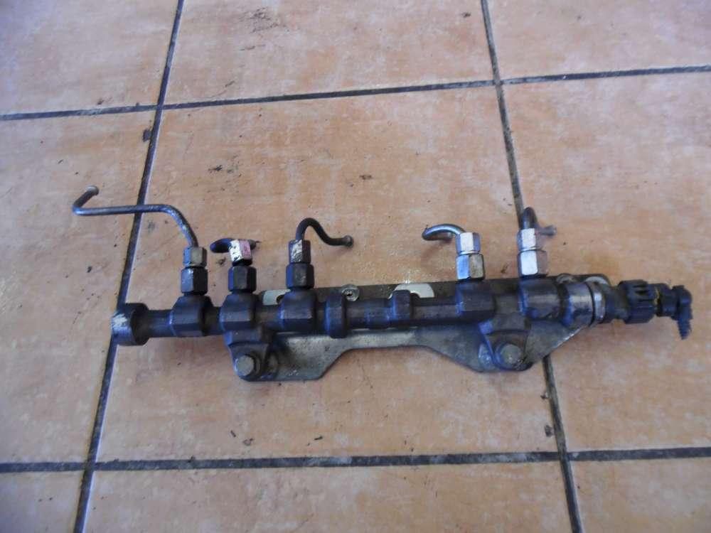 Fiat Punto 199 Einspritzleiste Verteilerrohr 55215212