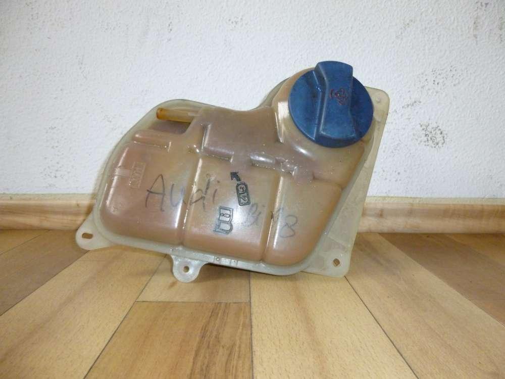 Audi A4 Bj 1998 Ausgleichsbehälter Kühlwasserbehälter 8D0-121-403J