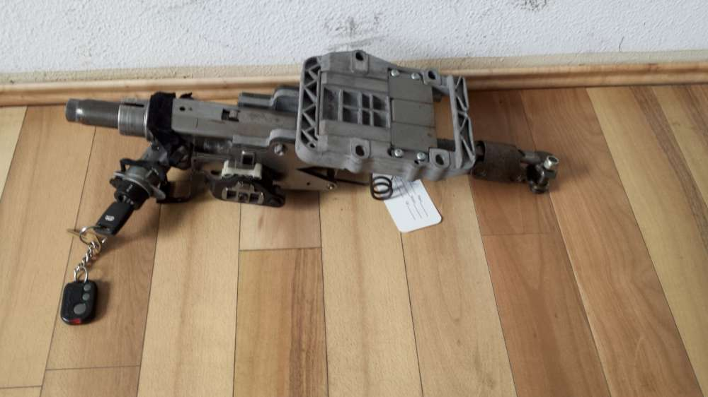 Audi A4 Bj98  Lenksäule + Zündschloss mit schlüßel   3D1419502J  4B0905851