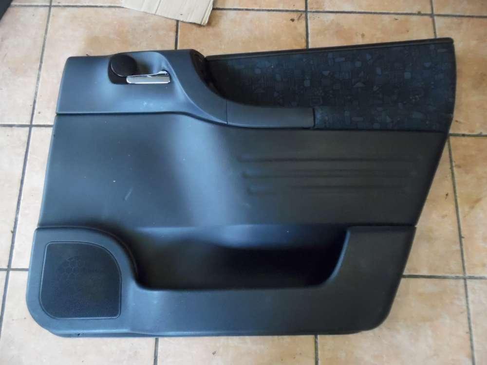 Opel Zafira A Türverkleidung Hinten Rechts 0087670