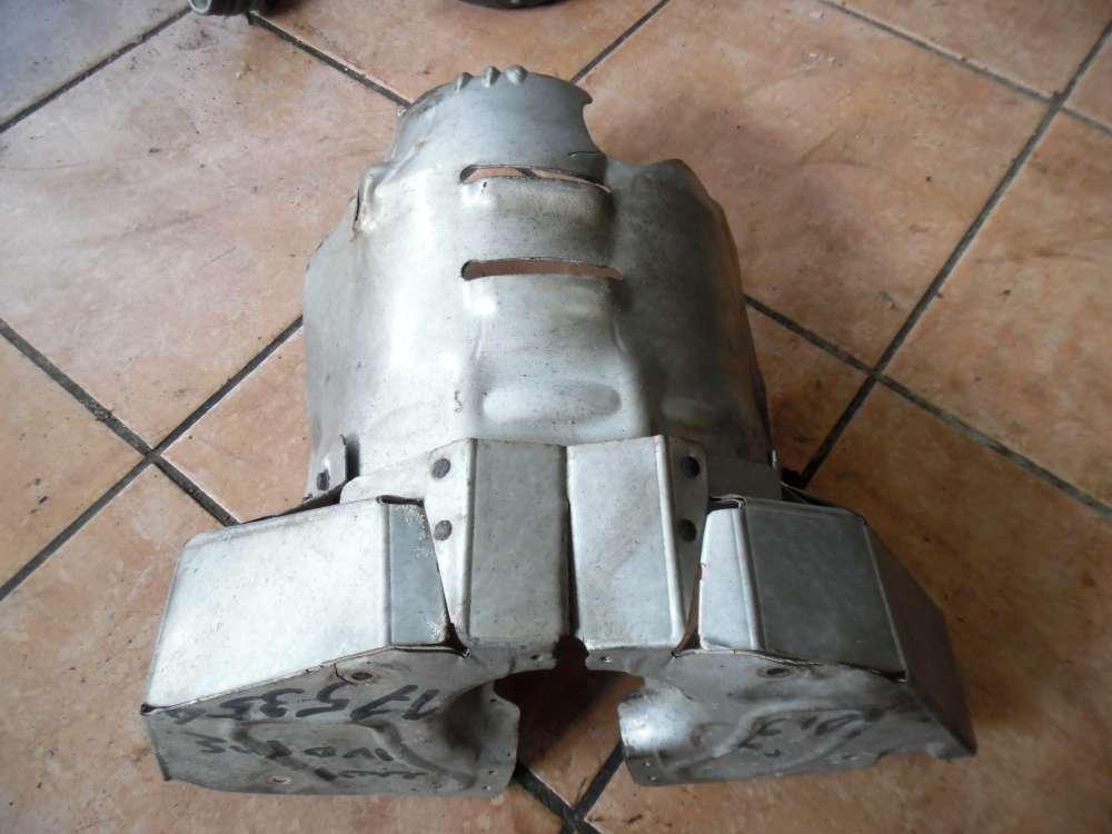 Ford Fusion Hitzeblech Krümmer Abdeckung 2S6G-9N454CG