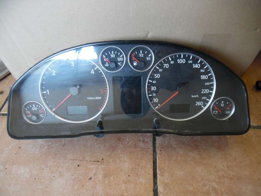 Audi A6 4B Kombiinstrument Tachometer 4B0920933G