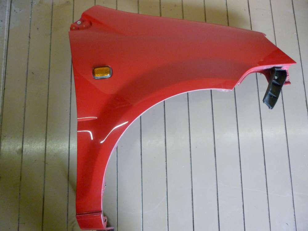 Daihatsu YRV Bj 2002 Kotflügel Rechts Rot
