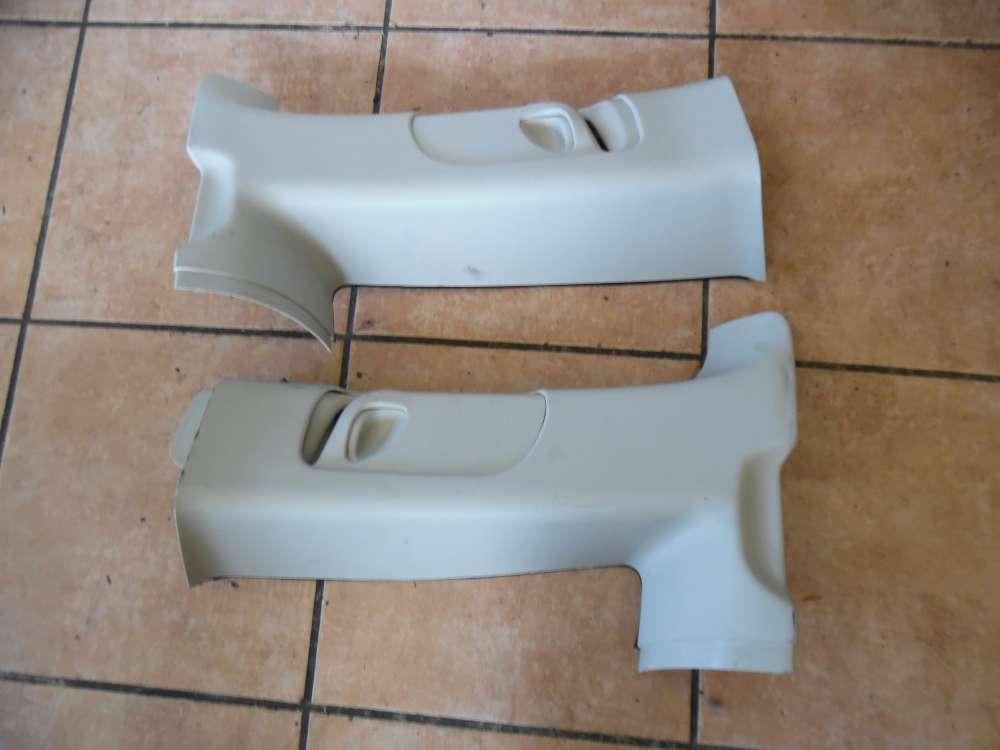 Opel Zafira A C-Säule Verkleidung Abdeckung Gurt Rechts / Links 24411763 24411764
