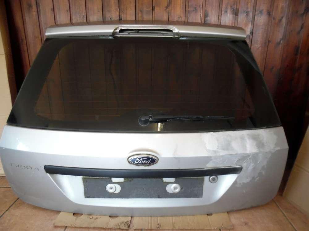 Ford Fiesta V 3-Türer Heckklappe grau Farbcod : 62