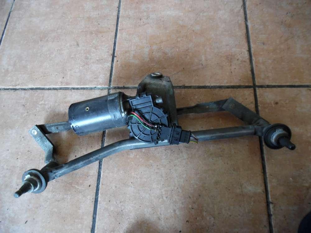 Peugeot 206 Wischermotor Gestänge Vorne 0390241360