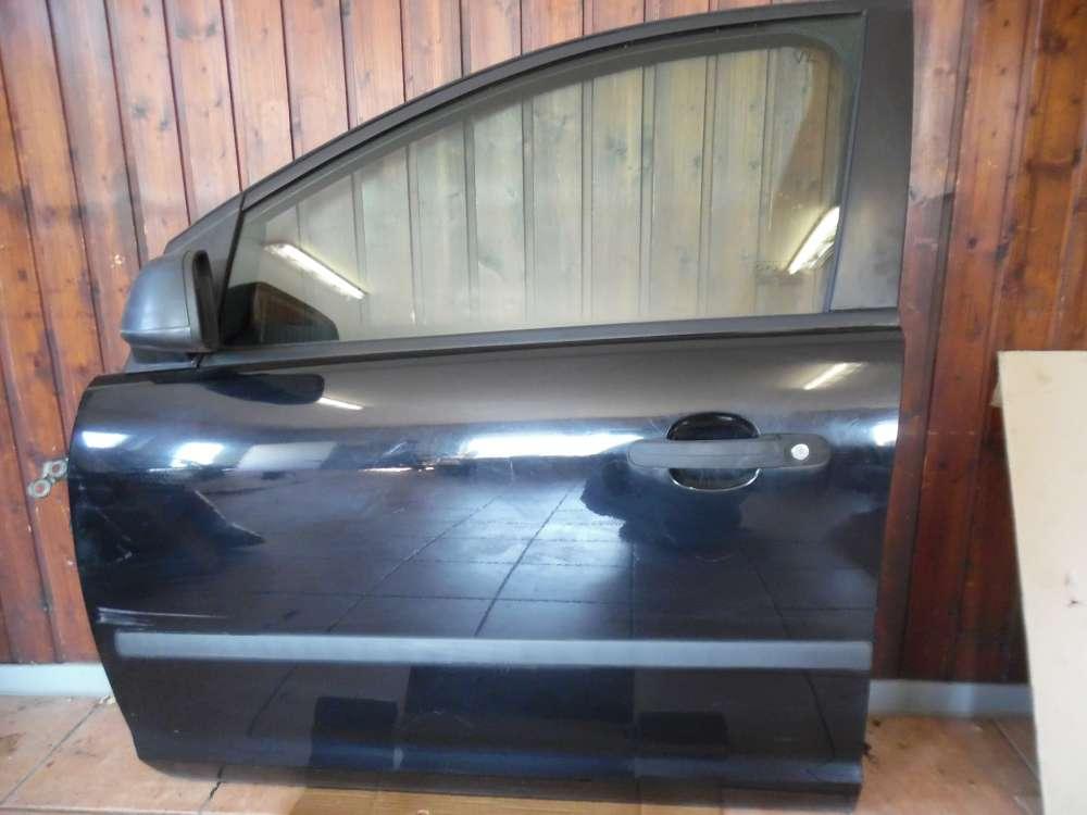 Ford Focus II 5-Türer Tür Vorne Links schwarz