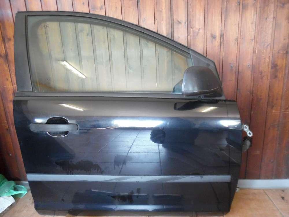 Ford Focus II 5-Türer Tür Vorne Rechts schwarz