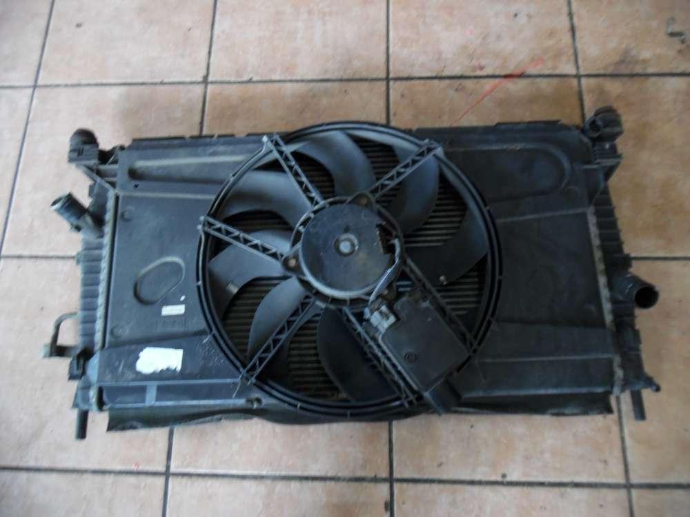 Ford Focus II Kühlerlüfter Lüftermotor Klimakühler Wasserkühler 3M518C607 3M5H8005RK