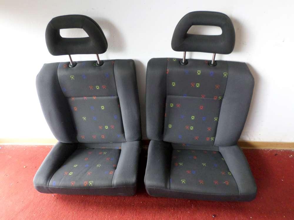 Seat Arosa Orginal Rückbank Rücksitzbank Sitz hinten Rücksitz -3 Türer  Bj 2000