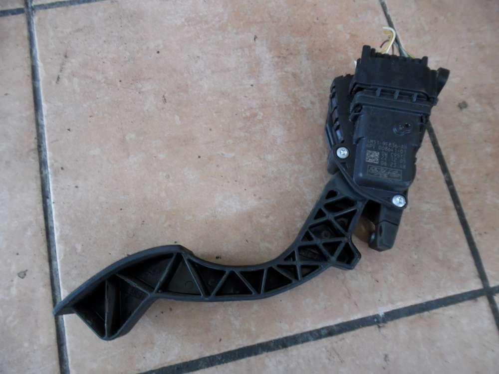 Ford Focus II Pedal Gaspedal elektrischer 4M51-9F836-AH