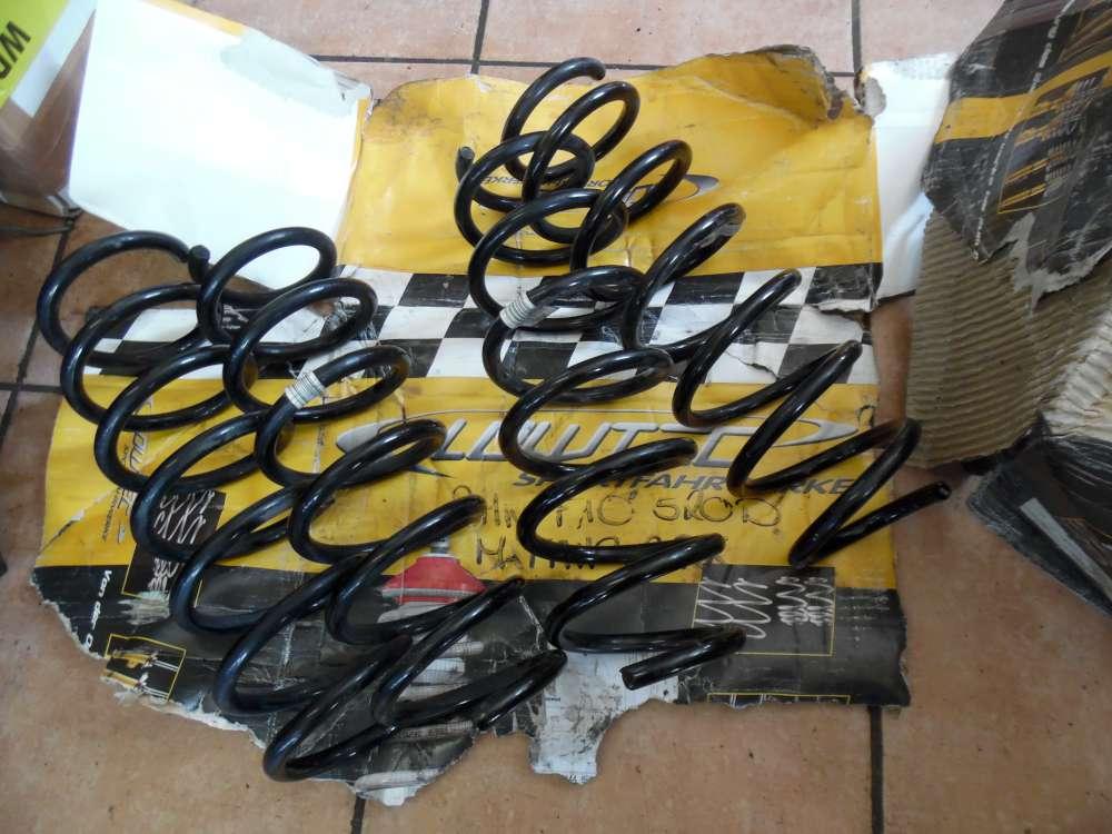 LOWTEC Tieferlegungsfedern Federn Für BMW 520 06744F