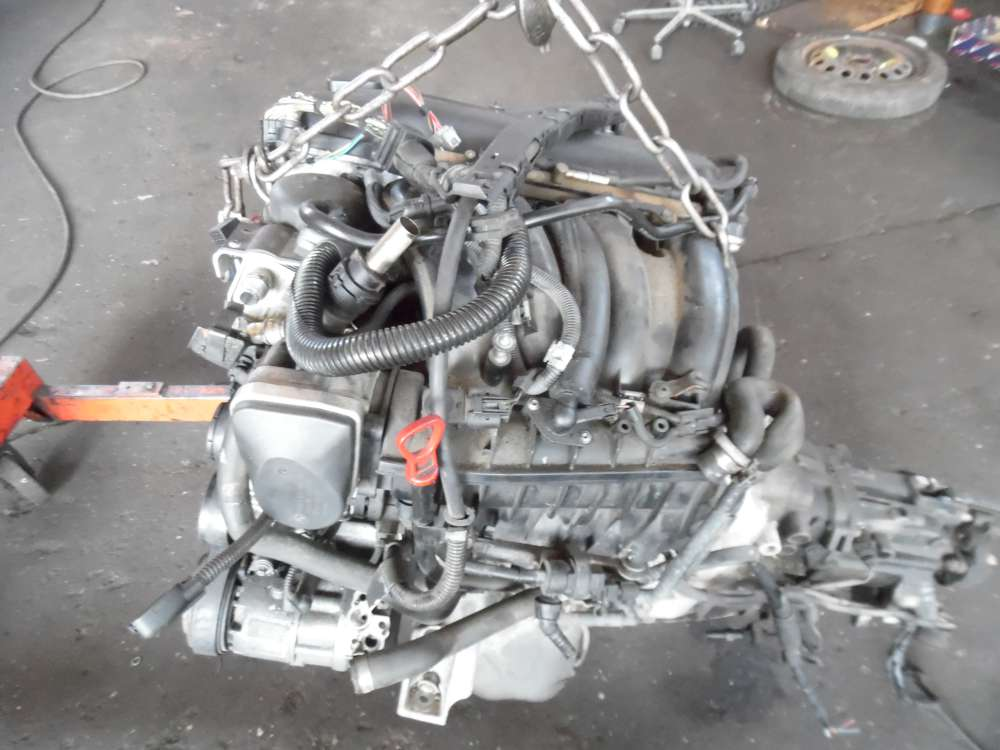 BMW 3er E46 316ti Compact Motor ohne Getriebe Motorcode N42B18AB 269743 KM 75054229