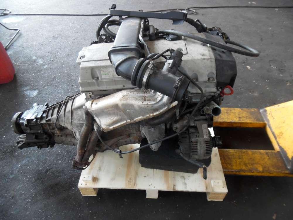 Mercedes C-Klasse W202 Motor ohne Getriebe 335.745KM 111.960 R1110163401