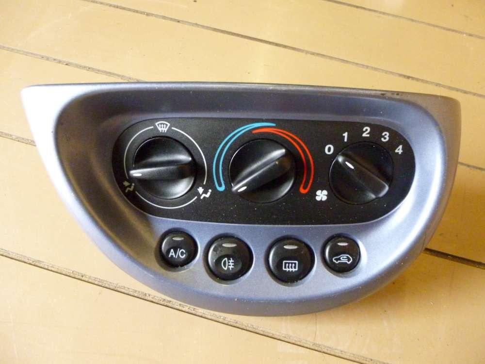 Ford Ka Bj:1997 Heizungsbedientei  97KP19A522AE  97KB18597ABW