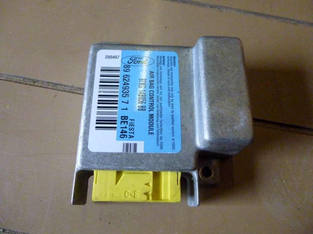 Ford ka Airbagsteuergerät  97KG14B056BB