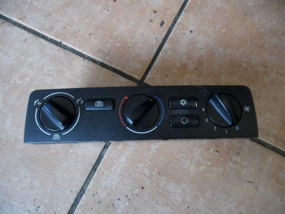 BMW 3er E46 Heizungsregler Heizbetätigung 6411 6921845