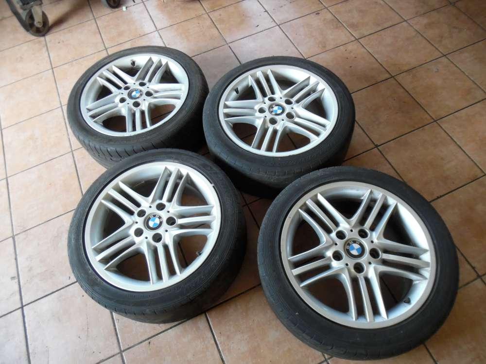 4 x Alufelgen für BMW 17 Zoll 8Jx17H2  6754911-13  ET47 5-Loch