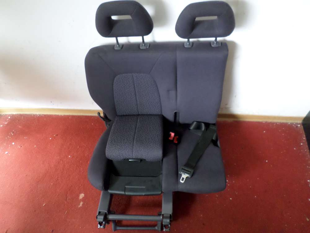 Orginal Mercedes-Benz W168 A-Klasse Rücksitz mit Kindersitz Hinten Rechts