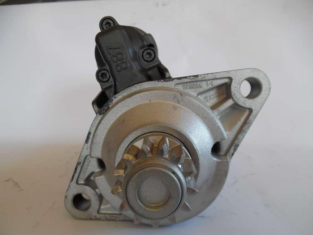 Anlasser Starter VW, Audi, Seat, Skoda 02E911024C Bosch