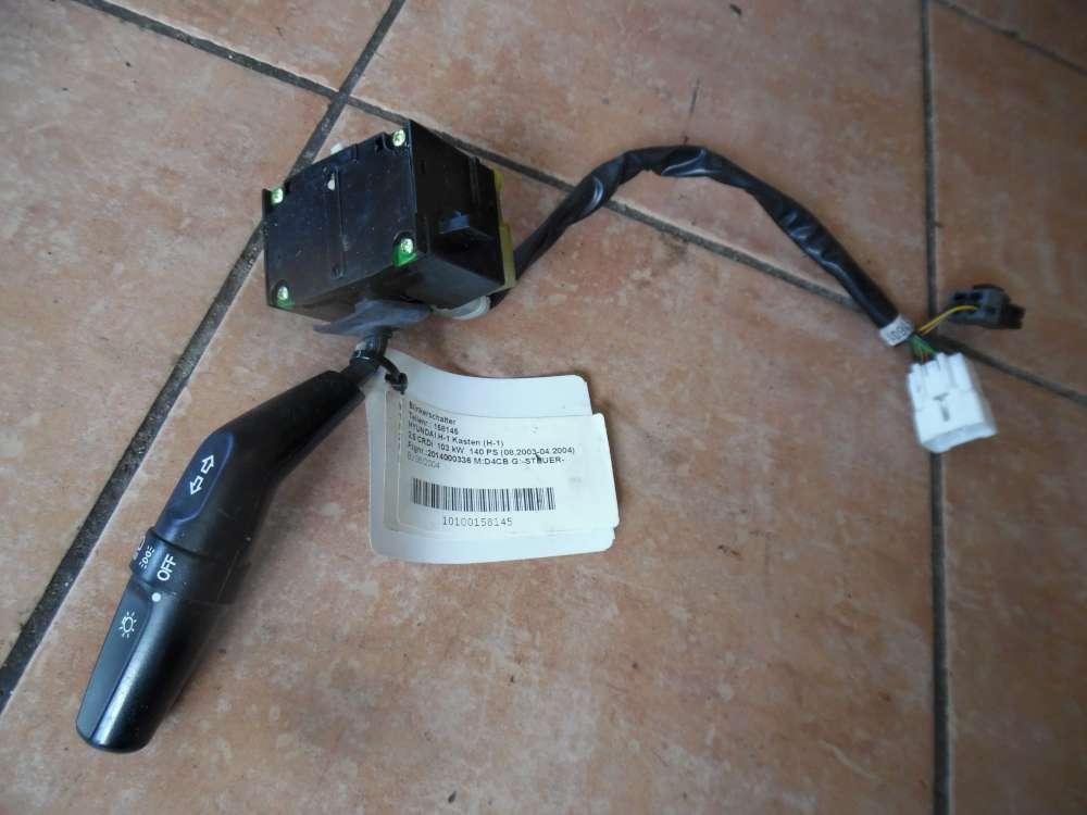 Hyundai H-1 2.5 CRDi Blinkerschalter Lichtschalter 51531C-1601 5153