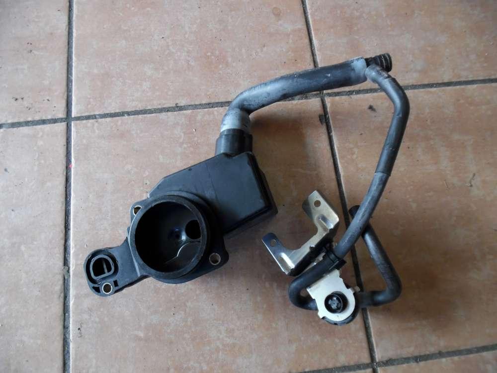 VW Polo 9N Ölabscheider Kurbelwellen Entlüftung 036103464G