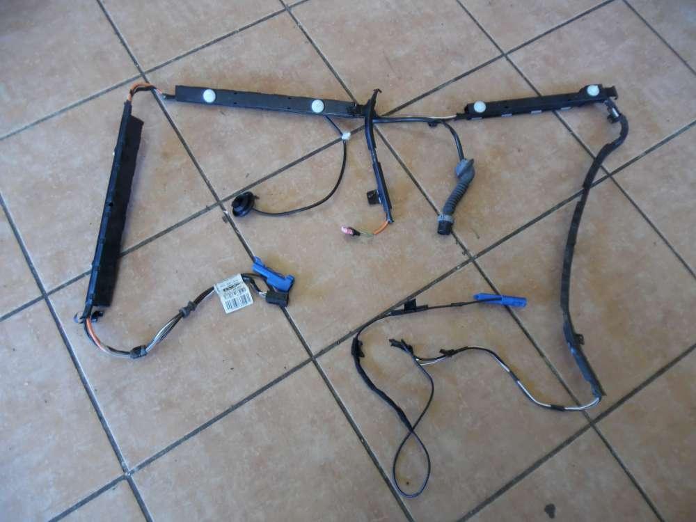 Opel Corsa C Kabelbaum Kabel Karosserie Antenne Hinten Rechts 13163801