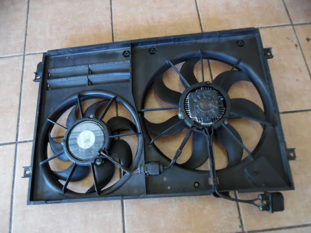VW Touran 1T Elektrolüfter Kühlerlüfter Lüfter 1K0121223