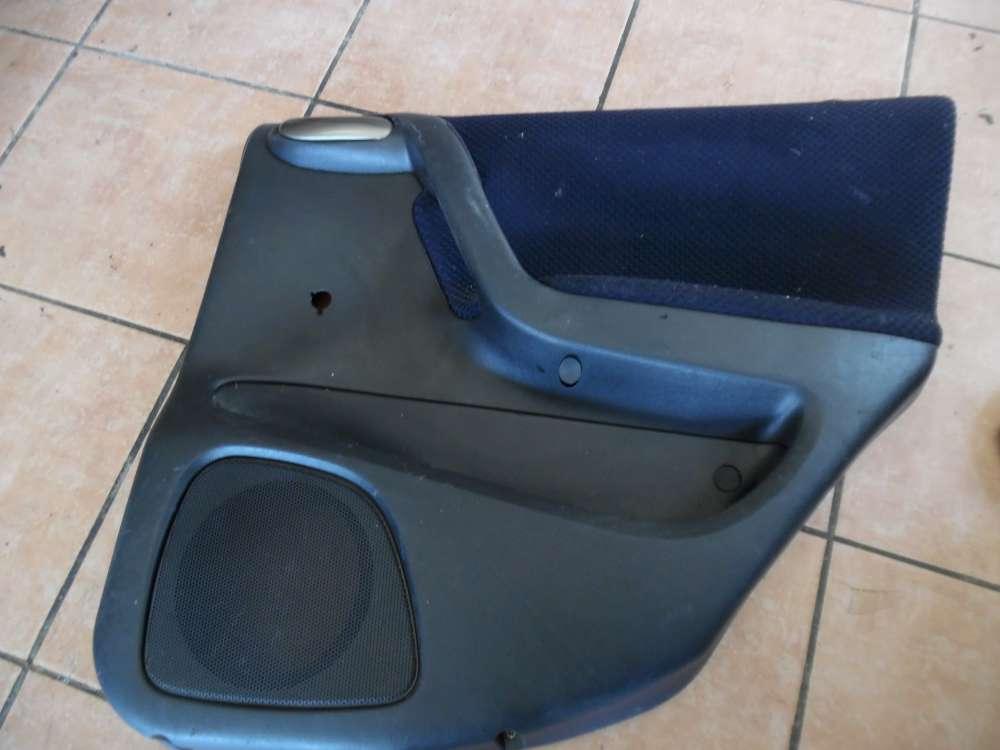 Fiat Stilo 192 Türverkleidung Türpappe Hinten Rechts 735278517