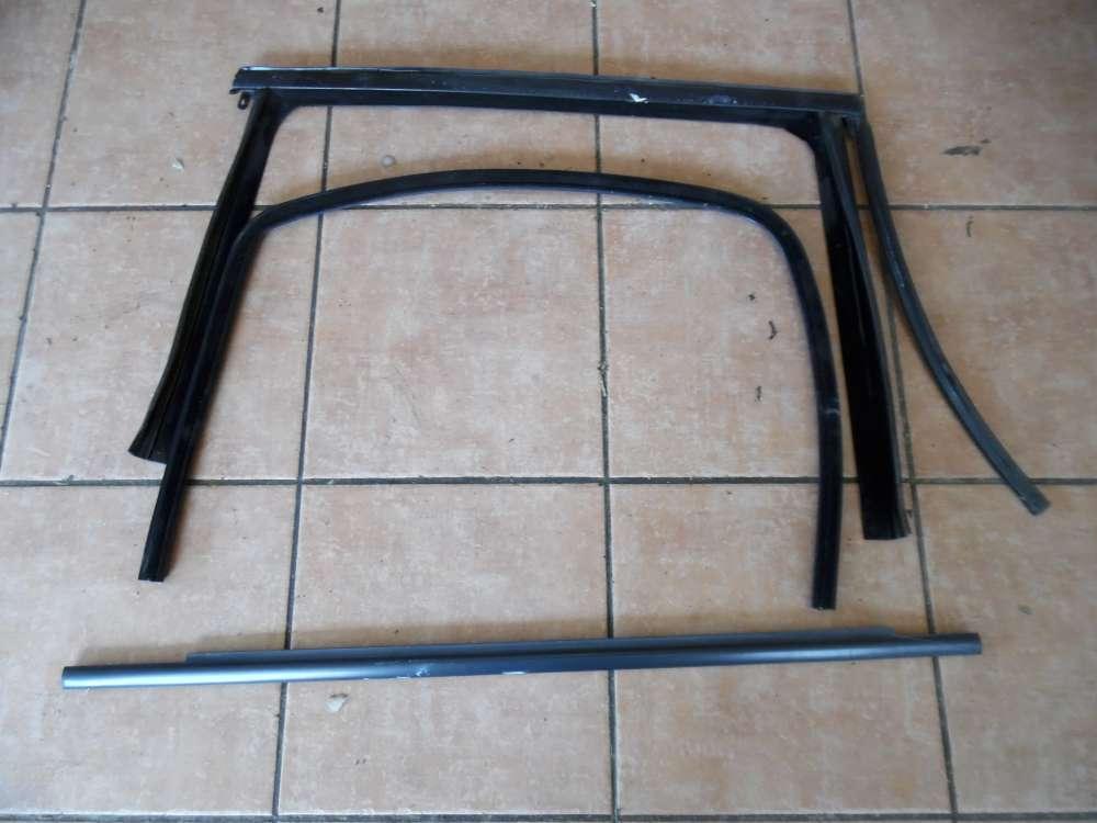 Fiat Stilo 192 Fensterdichtung Türschachtleiste Leiste Hinten Rechts
