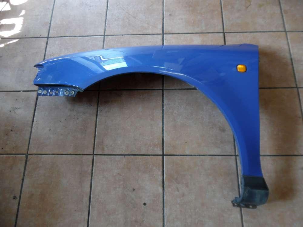 Audi A3 8L Kotflügel Links Blau Farbcod : LY5M
