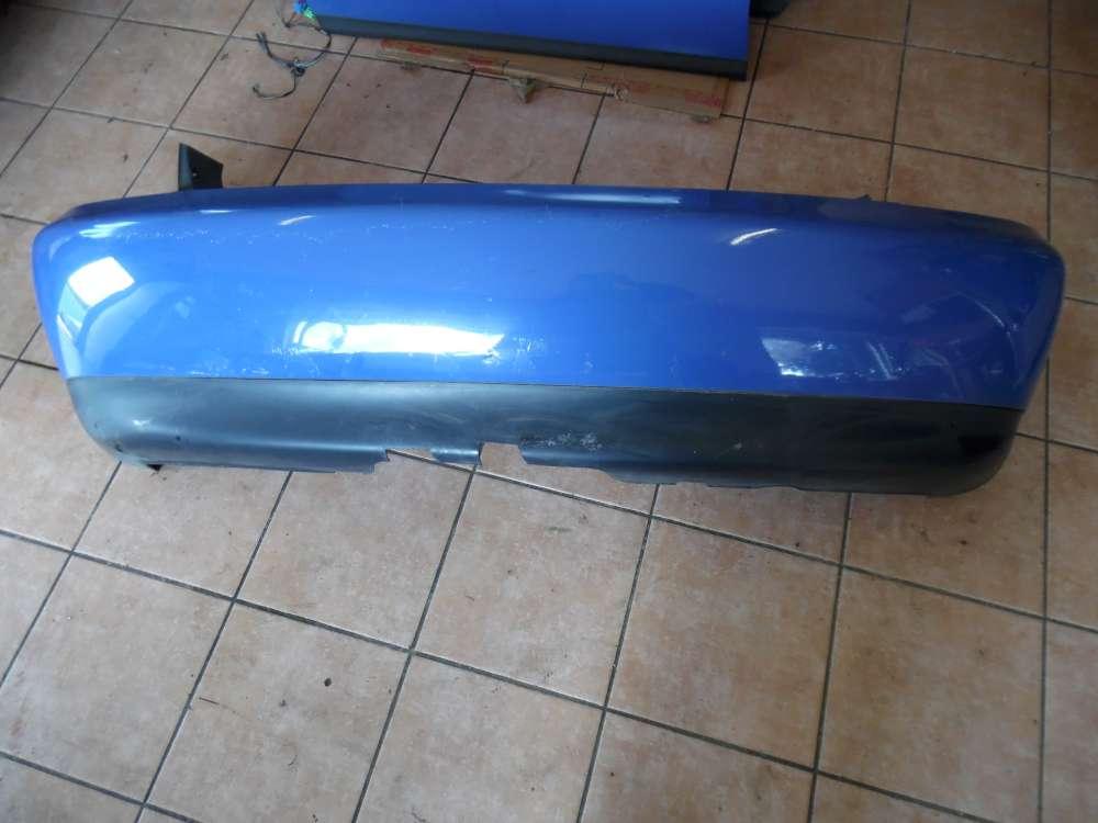 Audi A3 8L Stoßstange Hinten Blau Farbcod : LY5M