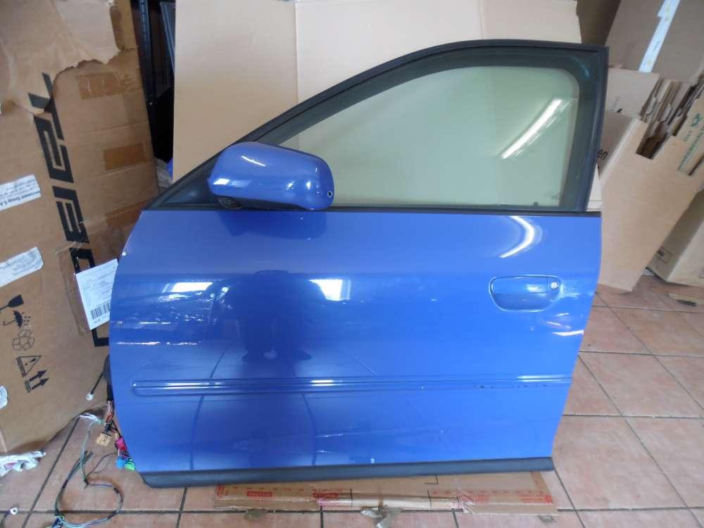 Audi A3 8L Tür Vorne Links Blau Farbcod : LY5M