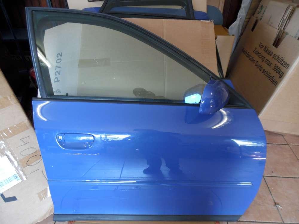 Audi A3 8L Tür Vorne Rechts Blau Farbcod : LY5M